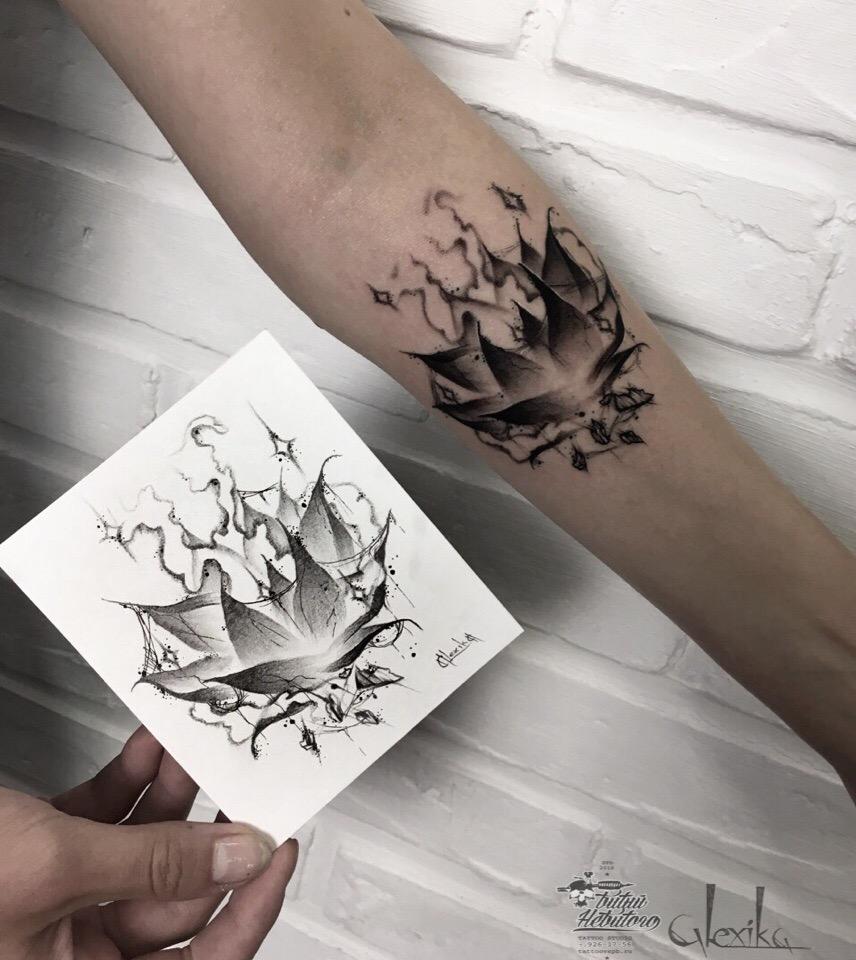 Migliore эскизы татуировок на руку